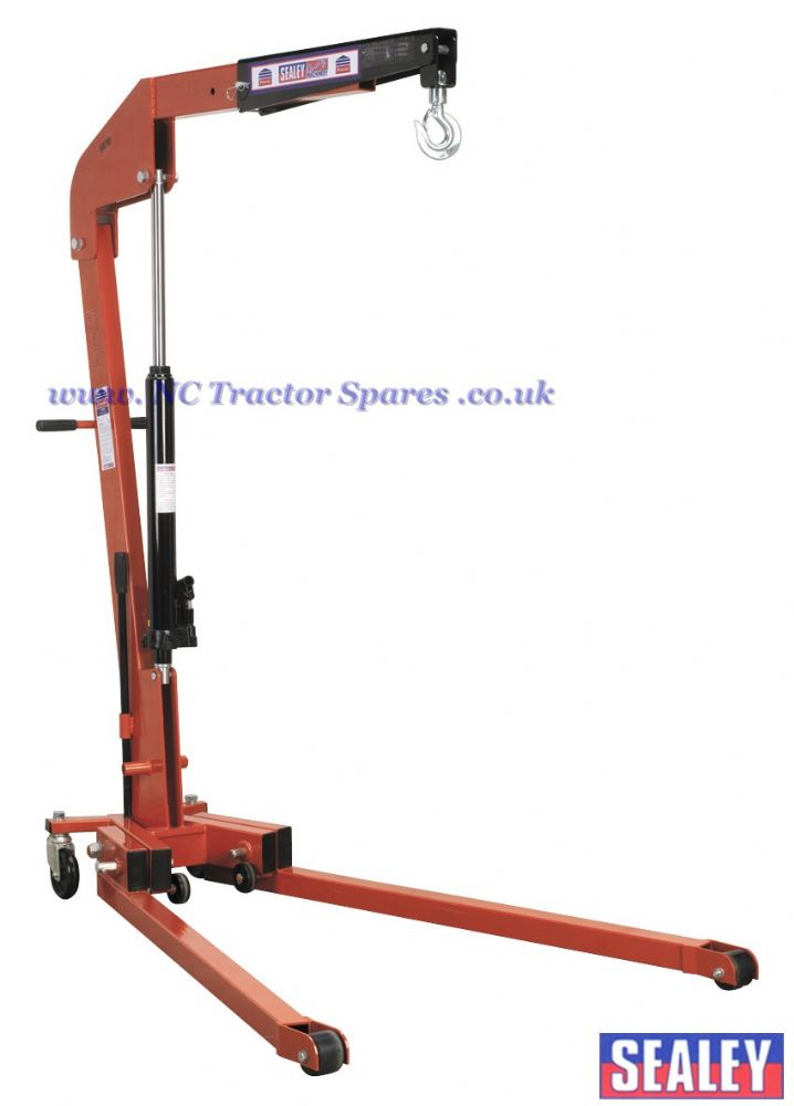 Folding Engine Crane 1tonne